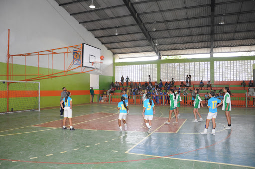 Basket intercolegiais